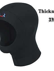 3mm Neoprene Scuba Diving Caps Snorkeling Hat Underwater Keeping Warm Bound Hair Heat Preservation Anti-UV