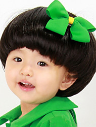 Children Mushroom Head Wig