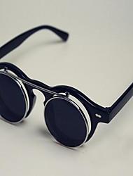 dr bala tong® 100% uv400 runde Sonnenbrille