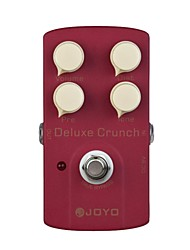 JOYO JF-39 Deluxe Crunch Overdrive Guitar Effects Pedal