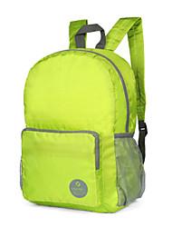 TINYAT New Travel Backpack/ Folded Bag/Casual Bag/Girl Portable Shoulders /Summer Color Teenager Bookbag Green