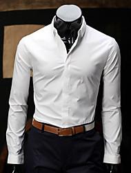 Bodycon MEN - Vrijetijds shirts ( Katoen