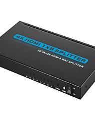 T108A  HDMI1.4 1x8 Splitter(3D 4Kx2K)