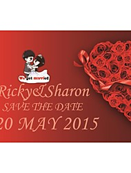 Personalized 200pcs/Lot Romantic Wedding Invitations Elegant Laser Cut Wedding Invitations Save The Date Paper Card