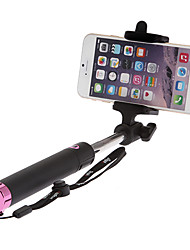 Extendable Wireless Selfie Stick Camera Tripod Monopod for Cellphone(included iPhone 4 5 6 Samsung LG)