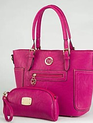 Abigail PU Tote Women's Bag