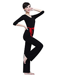 tops de yoga uniformes aptitud de las mujeres yiduolian