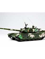 statique modèle de simulation militaire de la Chine modèle de réservoir de 99g 01h26