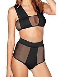 Bikinis (Poliéster/Spandex Mujer