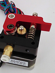XC3D Maker 3D Printer Parts Bowden Extruder Kit with Motor Compact MK8 Extruder Aluminum Alloy