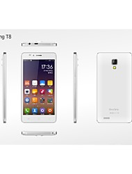 "Original KingSing T8 Cell Phones MTK6592M Octa Core Android 4.4 5.0"" 854x480 1GB RAM 8GB ROM 2.0MP+5.0MP Smart Mobile"