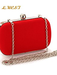 L.WEST® Women's Candy Color Evening Bags