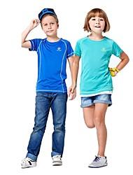 Enfant Hauts/Tops / T-shirtCamping & Randonnée / Pêche / Fitness / Plongée / Courses / Sport de détente / Badminton / Basket-ball /