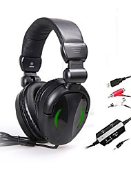HG-362 Stereo Vibration Gaming Headset Over Ear Headphone With Mic for XBOX 360 Cosole
