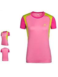 Femme Hauts/Tops / T-shirtCamping & Randonnée / Pêche / Escalade / Fitness / Courses / Sport de détente / Badminton / Basket-ball /