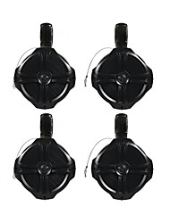 "4PCS 6.5"" Marine WakeBoard Tower Speakers Totaling 1000 Watts (250 Watts per speaker) Boat Off-Road ATV UTV Marine RZR"
