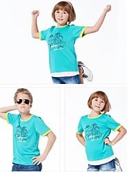 Enfant Hauts/Tops / T-shirtCamping & Randonnée / Pêche / Escalade / Fitness / Courses / Sport de détente / Badminton / Basket-ball /