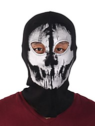 Qinglonglin Unisex CS Games COD Call Of Duty Motorcycle Ski Snowboard Full Face Mask