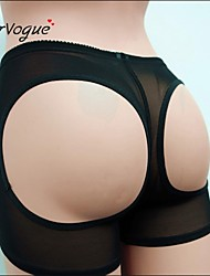 Burvogue Women's Hollow Out Butt Lifter Panty Body Shaper