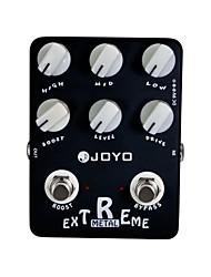 JOYO JF-17 Guitarra Violao Guitar Effect Pedal Extreme Metal Distortion for Musical Instrument