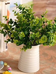 Branch Plastic Plants Tabletop Flower Artificial Flowers