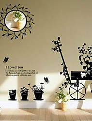 E-HOME® Metal Wall Art Wall Decor, Circular Flower Pattern Wall Decor One PCS