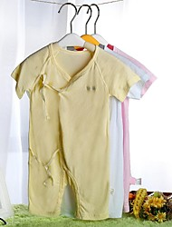 Baby All Seasons Micro-elastic Thin Short Sleeve Overalls & Jumpsuits (with Sterile Vacuum Packing)