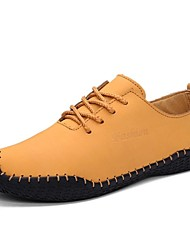 Men's Shoes Casual Leather Oxfords Shoes More Colors available