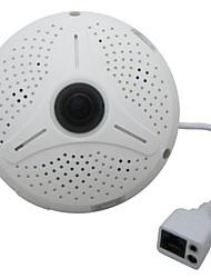 HOSAFE™ FE300 3MP 360 Degree Fisheye Panoramic IP Camera ONVIF Night Visioin