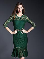 Vestidos ( Renda ) MULHERES - Casual