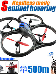Wltoys v393 Brushless Motor Huge RC Quadcopter 4ch Headless Mode Hover Mode Support Hero 3+ 3 with LED Light