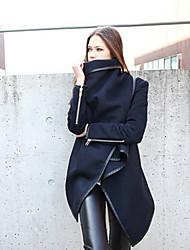 européen tempérament linge vent mince manteau de manteau de jojo femmes