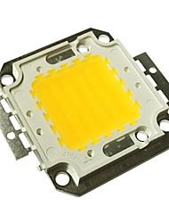jiawen® 50w 4000-4500lm 3000K теплый белый привело чип (постоянного тока 30-33v)