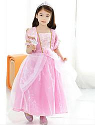 Vestidos (de Misturas de algodão ) - MENINA - Sem Mangas - Fino - Inelástico