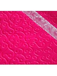Four-C помады скалка чашки торт сверху украшения цвет прозрачный, 1шт