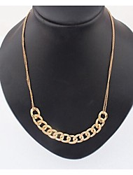 Sando Women's Fashion Popular Simple Chain Necklace