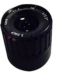 Vigilancia cctv 8mm 3.0MP cs cs lente de la cámara