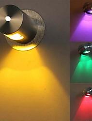 Chandeliers muraux - Moderne/Contemporain - LED/Style mini/Ampoule incluse - Métal