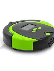 Automatic Vacuum Cleaner - Self Charging Feature, 3.5 Inch Screen, Two Brushes, 500 ML Capacity, Virtual Wall