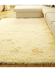 Casual Silk 120cm*160cm  BedsideRug TV Carpet Sofa Table Carpet Bath Rugs