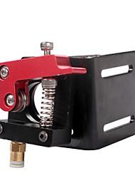 xc3d fabricante de peças para impressora 3D Kit extrusora Bowden (sem motor) liga de alumínio de extrusão compacto