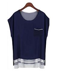 Informell FRAUEN - T-Shirts ( Chiffon )