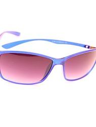 100% UV400 gafas de sol rectángulo