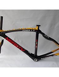 NEASTY 700C Road Frame Full Carbon Bike Frame 700C Glossy 3K 48/50/52/56CM cm inch