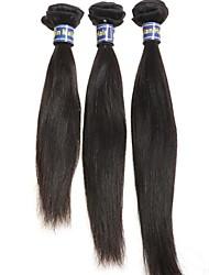 6a Malaysian Virgin Hair Straight Queen Hair Product 3pcs Malaysian Straight Hair Malaysian Extens Weav Human