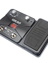 joyo Gembox processador multi-efeitos de áudio joyo, líder em tons digitais