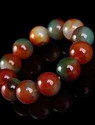 Bracelet Collection personnelle de perle Agate Onyx Enfant/Amoureux/Femme