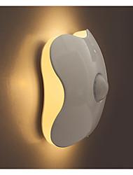 Clover Human Body Induction LED Night Light Lamp LDT-03