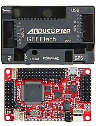 Geeetech ARDUPILOTER MEGA APM2.6 Flight Controller Board for Fixed-Wing Aircraft