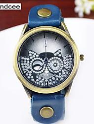 handcee® Damen Armbanduhr Quarz analog
